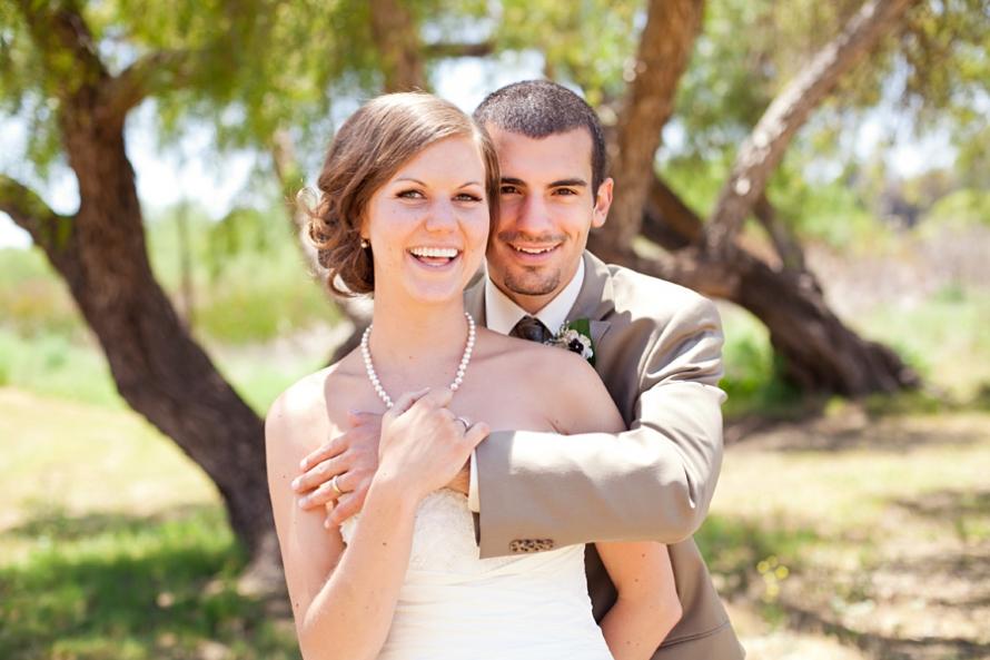Casamento à luz do dia